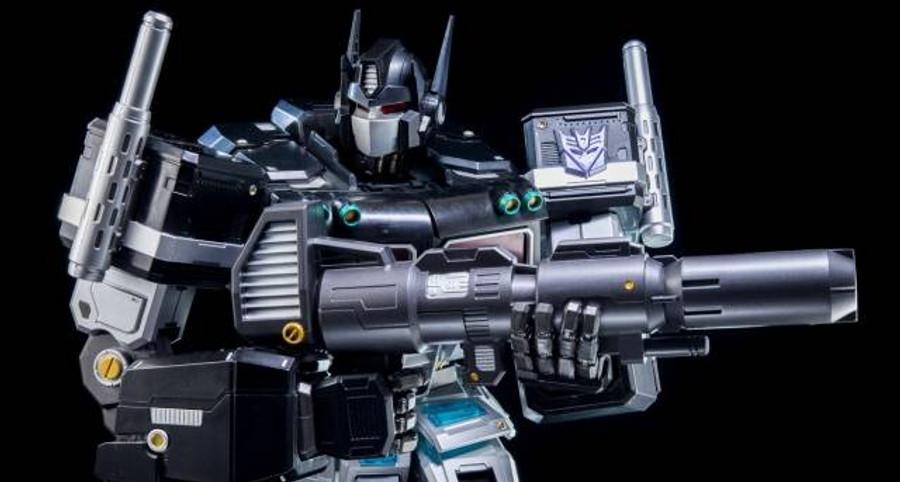 "Toys Alliance - MAS-01NP Nemesis Prime 18"" Action Figure"