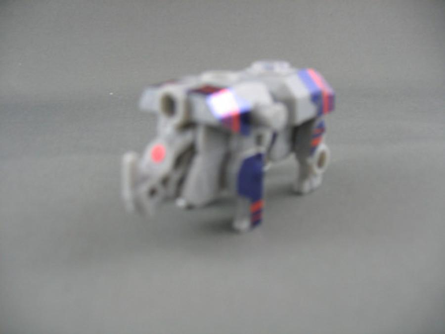AM-12 Decepticon Breakdown with Micron Arms