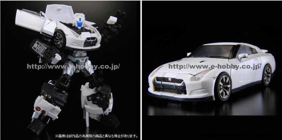 Alternity A-01U Ultra Magnus White