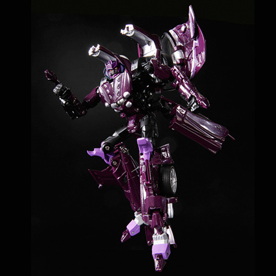 Alternity A-04 Okamora Orochi - Skywarp Purple