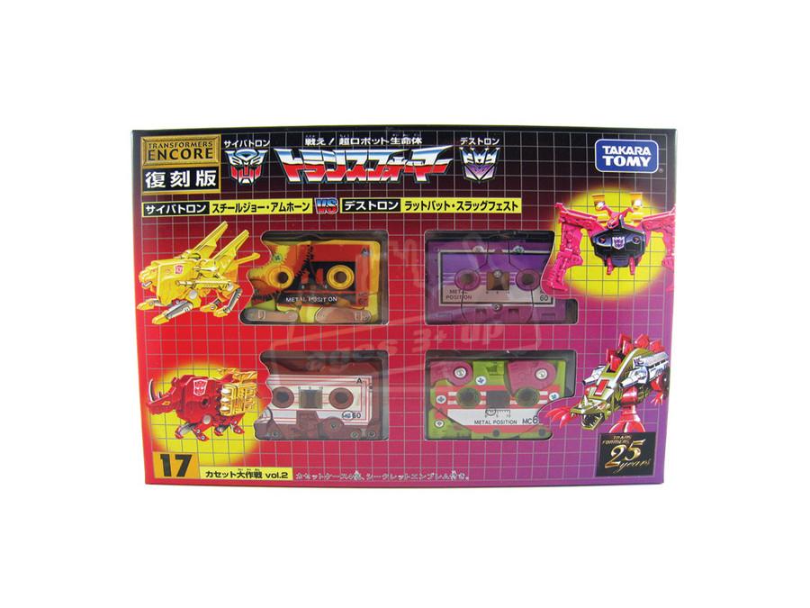 Encore 17 - Cassette Big Mission Set Vol. 2
