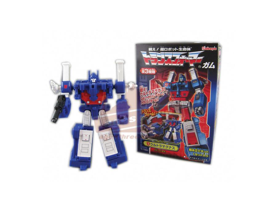 Transformers Gashapon (Capsule Toy) - Ultra Magnus