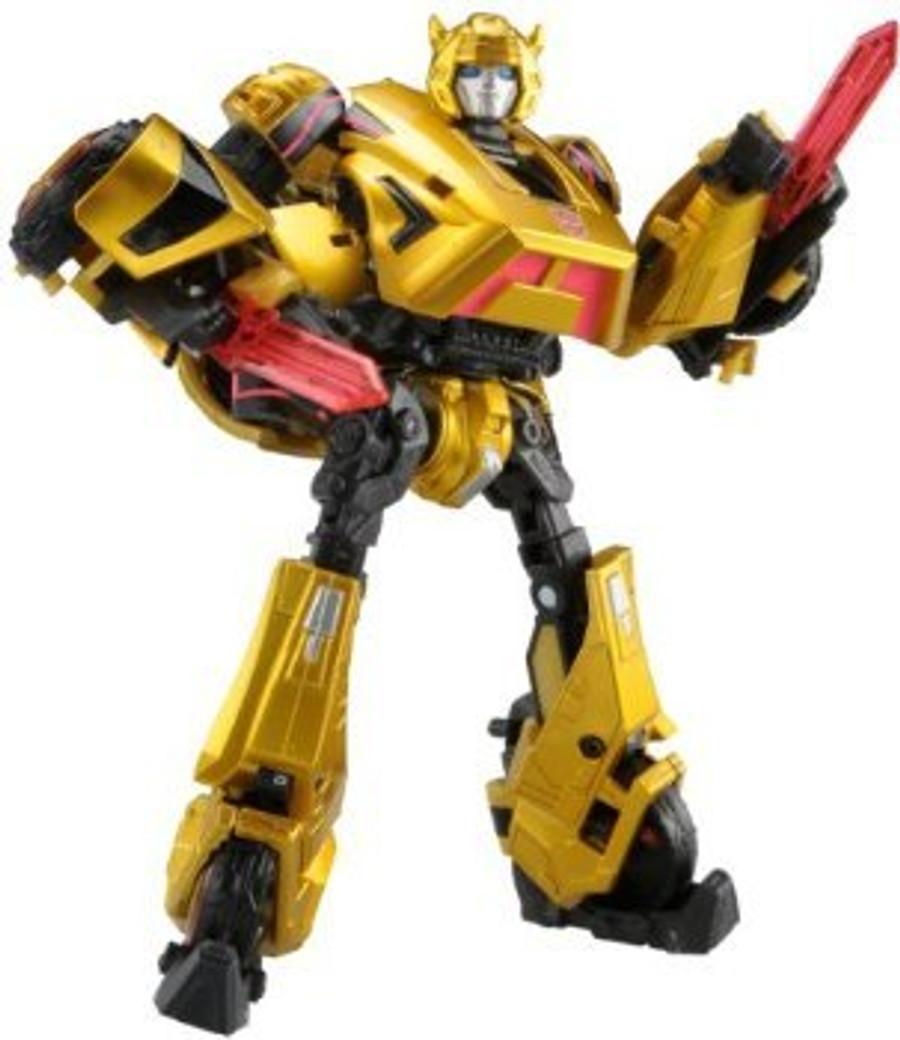 UN-02 Bumblebee Cybertron Mode