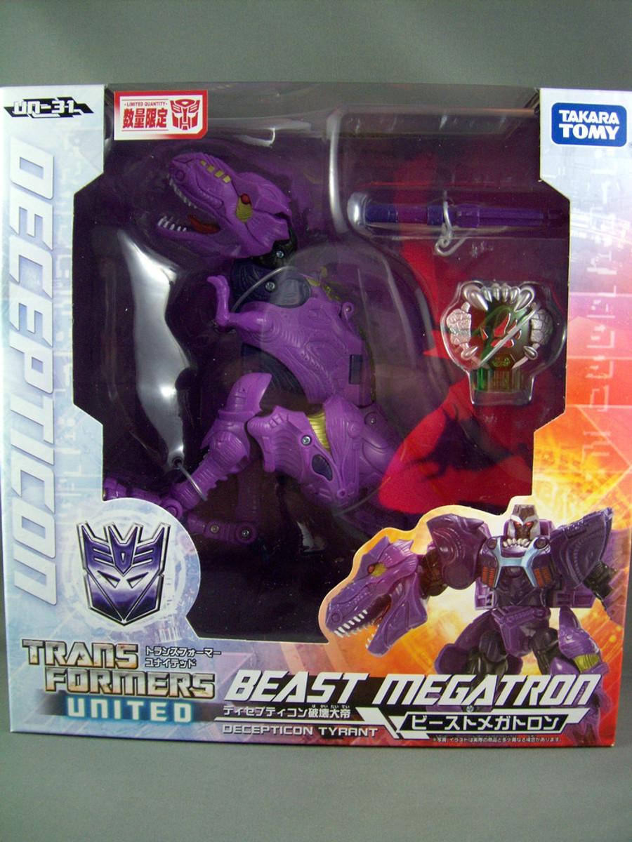 UN-31 Beast Megatron