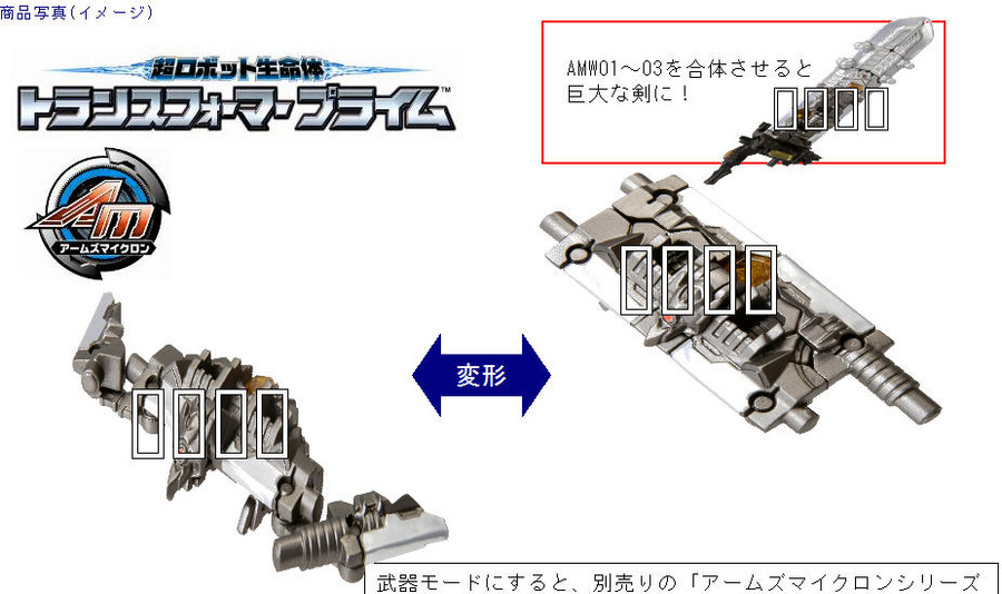 AMW02 Arms Micron B