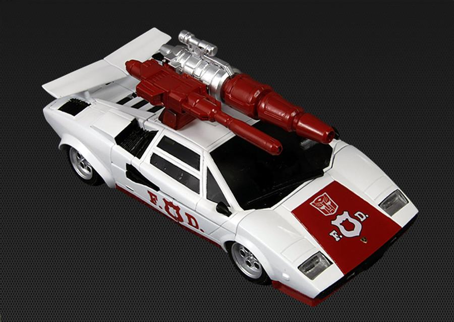 MP-14 Masterpiece Red Alert (reissue)