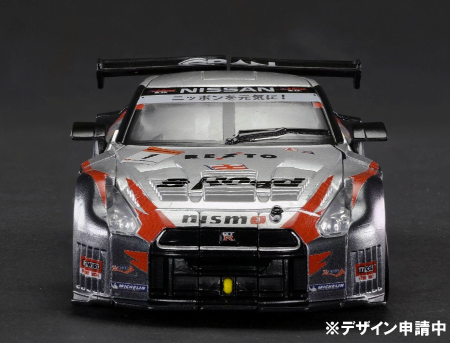 Alternity Transformers x Super GT 03 GTR Megatron