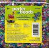 Perler Beads label