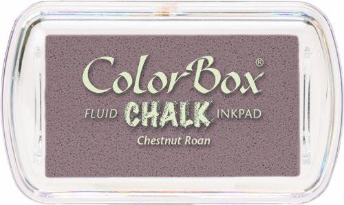 Chestnut Roan Mini ColorBox Fluid Chalk Ink Pad
