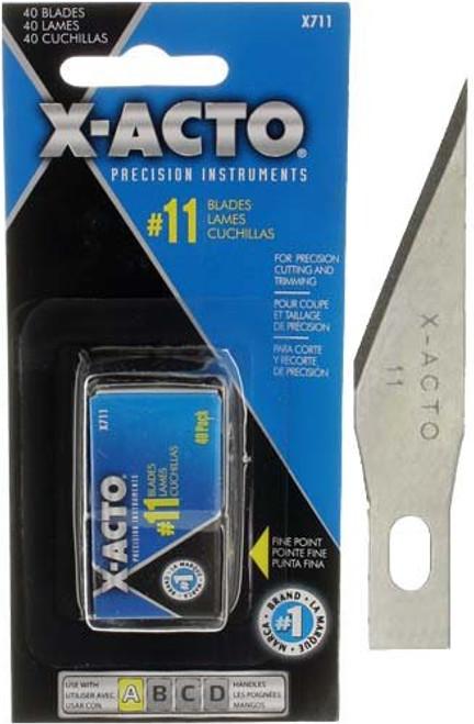 Xacto knife blades