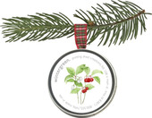 Holiday Ornament Wintergreen