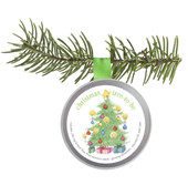Kids Ornament Christmas Tree