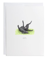 ROFL Greeting Card