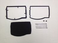 1987-1993 Mustang Cabin Air Filter Kit, Interior,