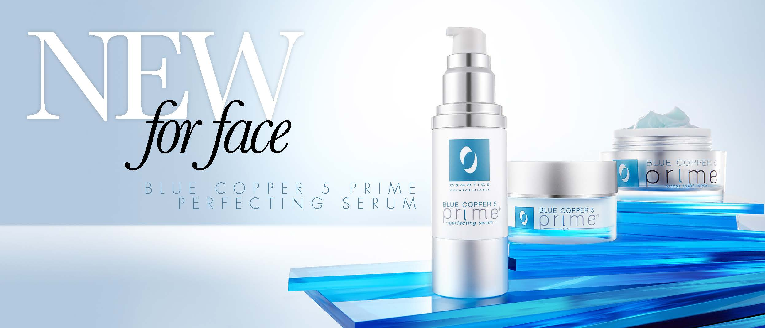 Blue Copper 5 Prime Perfecting Serum is recommended to target visible signs of aging for women 40+ or for anyone wanting a multi-tasking, anti-aging long term anti-aging benefits, and flawless, younger looking skin.