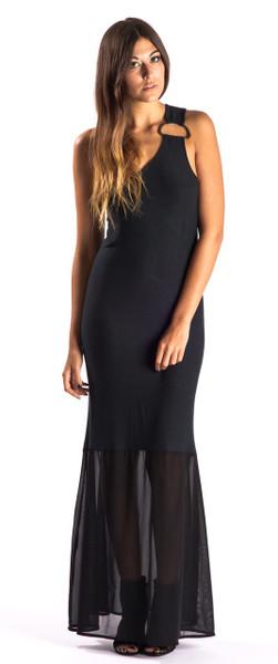Nightshade Maxi Dress