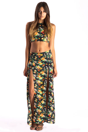 Lola Maxi Skirt