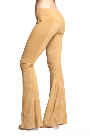 High Noon Suede Pant
