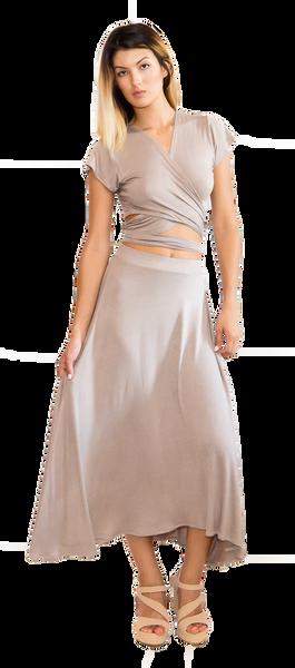Shianne Midi Skirt