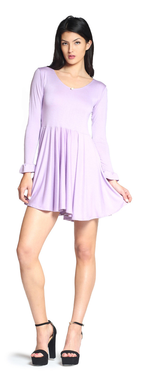 Flora Babydoll Dress