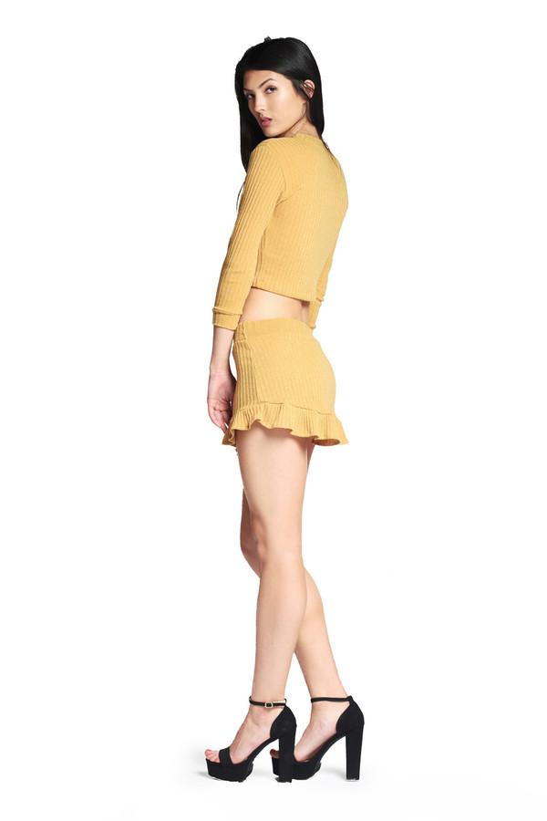 Beverley Mini Skirt