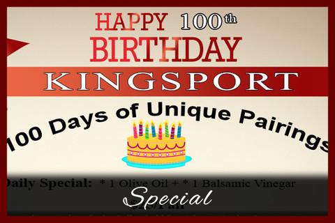 100 Days of Unique Pairings