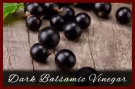 Black Currant Dark Balsamic Vinegar