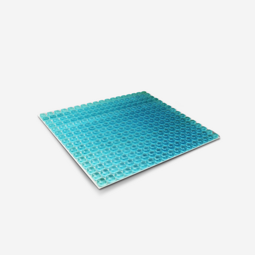 """GP- 7850 Cubz Gel Overlays Chair Multi-Use Pad (16"""" x 18"""" x ⅝"""" Thick)"""