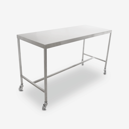 ITH - 2460 - 24 x 60 x 34 Instrument Table w/ H Brace