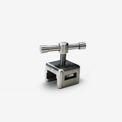 CL-1100 Stainless Steel  Straight Bar  Accessory Clamp