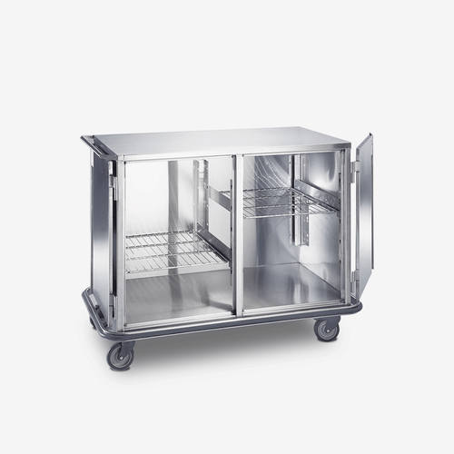 CC-2200 Stainless Steel Case Cart
