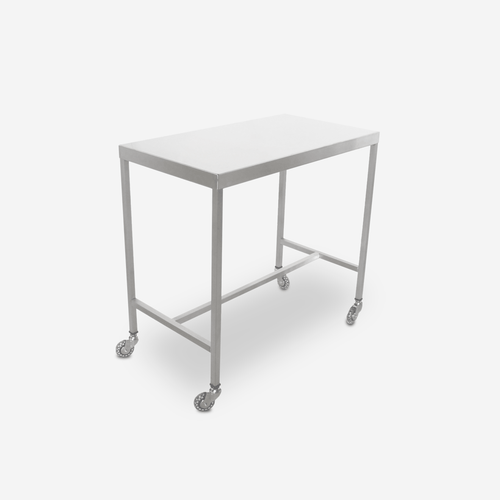 ITH- 2036 - 20 x 36 x 34 Instrument Table w/H Brace