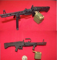 1/6th Scale M249 SAW Machine Gun