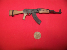 1/6th Scale Minature AK-47 Rifle