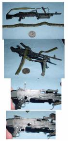Miniature 1/6th British GPMG  General Purpose Machine Gun