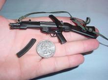 Miniature 1/6 MP5A Machine Pistol