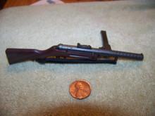 MINIATURE 1/6 WWII GERMAN MP 28 #1