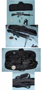 Miniature 1/6th Scale Sniper Rifle & Case