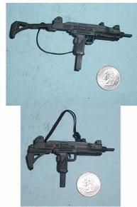 Miniature 1/6th Scale UZI Machine Pistol