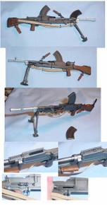 Miniature 1/6th Scale British Army Bren Gun