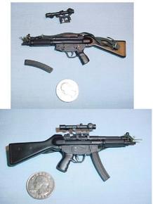 Miniature 1/6th Scale Mp5A2 w/scope