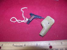 Miniature 1/6 WW2 British Pistol & Holster #2