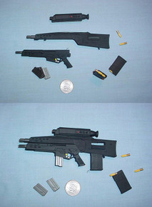 Miniature 1/6 replica OICW Weapon System 2