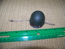 Miniature 1/6th Scale WWII US Army Helmet Metal