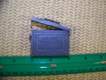 Copy of Miniature 1/6th Scale US WWII .30 Calibre Ammunition Box #1
