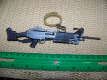 Miniature 1/6 Scale M249 SAW Automatic Machine Gun #2