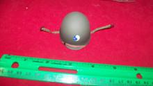 Miniature 1/6th Scale WWII US 29th Helmet Metal #1