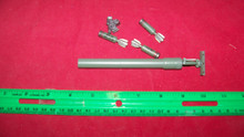 Miniature 1/6 WW2 British Mortar w/shells