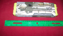 Miniature 1/6th Scale M82A1 50 Cal Rifle w/Scope Kit & Carrying Case MIB