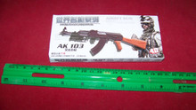 Miniature 1/6th Scale Ak103 Kit MIB